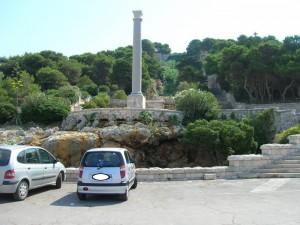 fontana di Leuca