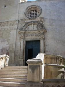 Chiesa Matrice - particolare -