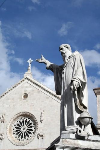 Norcia - San Benedetto