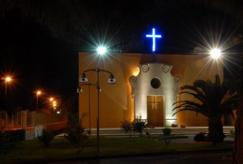 Matino - Nuova Chiesa della Sacra Famiglia