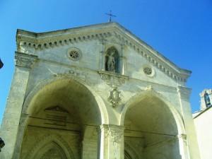 CHIESA DI SAN MICHELE - MONTE SANTA'ANGELO (FG)