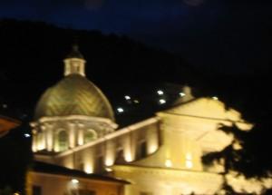 CHIESA DI S.M. MADDALENA DI NOTTE - MORANO CALABRO (CS)