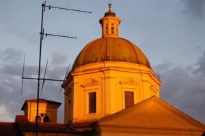 chiesa delle Benedettine