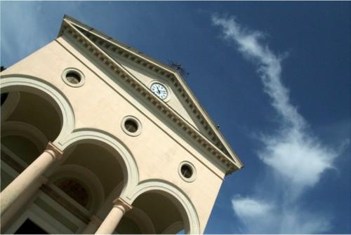 Rosignano Marittimo - up to sky