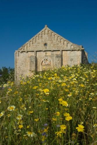 Surbo - Chiesetta campestre di S. Maria d'Aurio