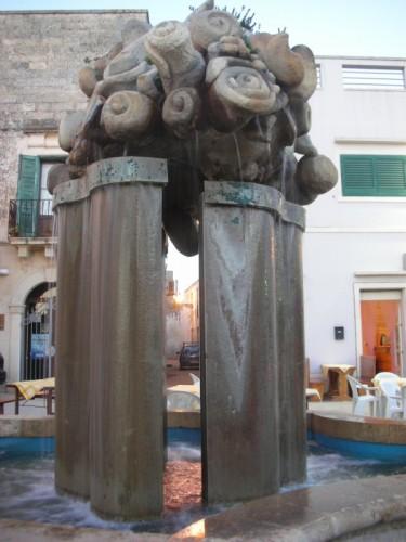 Martano - Monumento dell'Acqua