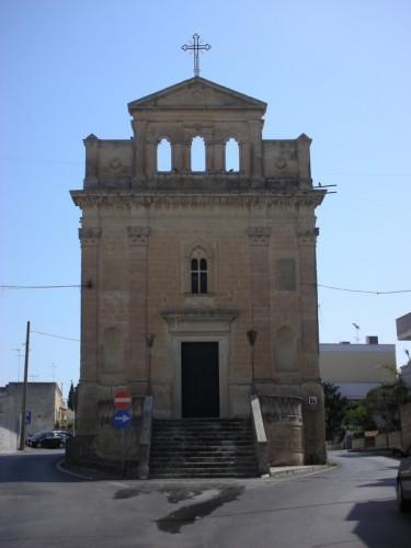 Vernole - Chiesa di Sant'Anna