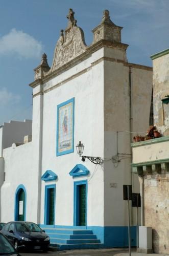 Gallipoli - Chiesa della Madonna degli Angeli a Gallipoli