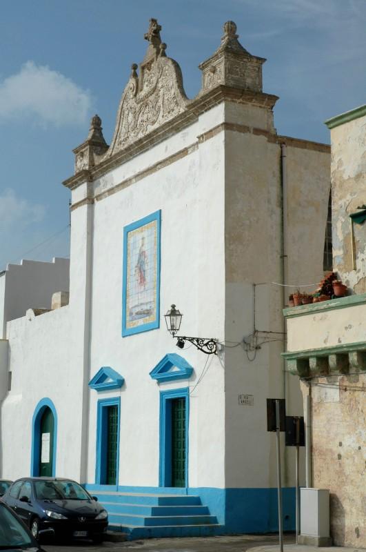 ''Chiesa della Madonna degli Angeli a Gallipoli'' - Gallipoli