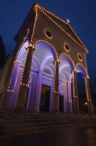 Rosignano Marittimo - electric church