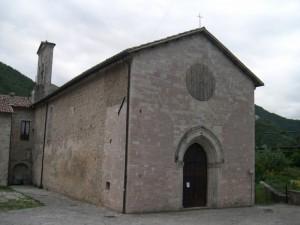 Chiesa di Borgo Cerreto