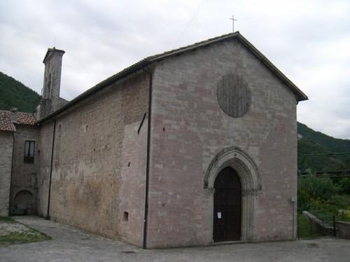 Cerreto di Spoleto - Chiesa di Borgo Cerreto