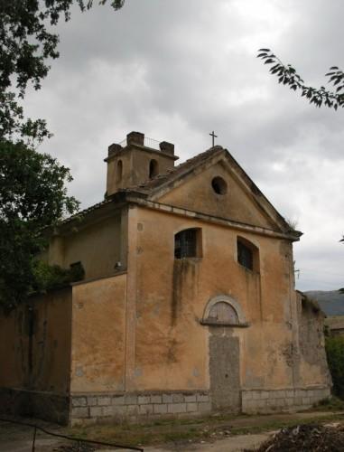 Camigliano - il pianto della chiesa
