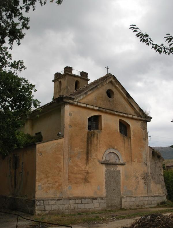 ''il pianto della chiesa'' - Camigliano