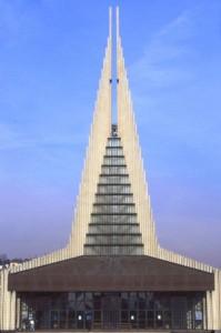 Chiesa del centro direzionale