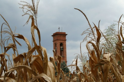 Empoli - Il campanile di San Pietro in Viottoli