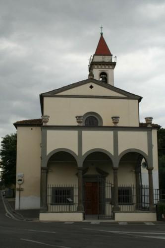Cerreto Guidi - Il Santuario di Santa Liberata