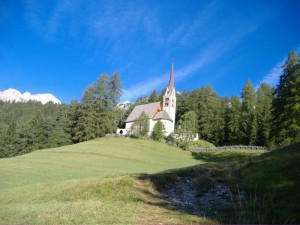 La Chiesa sul colle