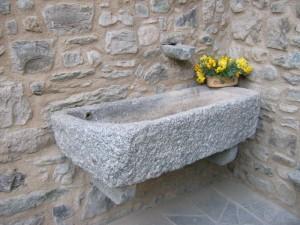 fontana…senza acqua!