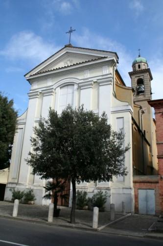 Russi - La Chiesa dei Servi