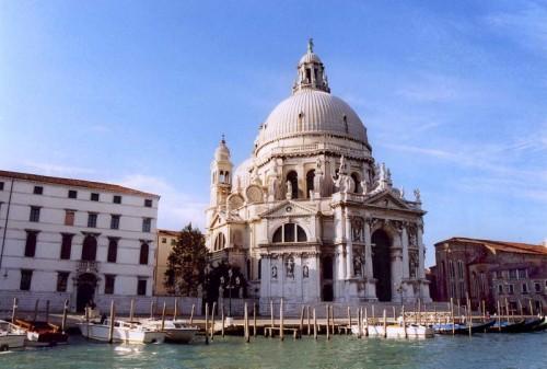 Venezia - Basilica di Santa Maria della salute
