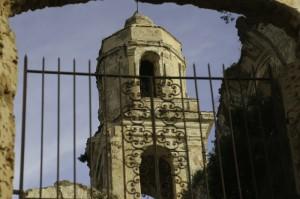 Chiesa abbandonata…..