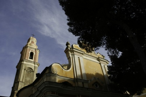 Imperia - Chiesa nascosta....