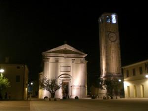 """Chiesa nella """"conca degli ulivi"""""""