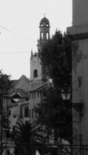 Sanremo - CAMPANILE E SACRESTIA