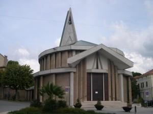 Chiesa moderna del monte Conero