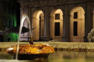 Fontana Contarini - Bergamo