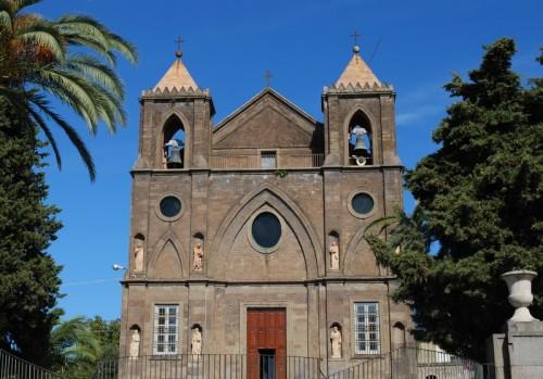 Caserta - chiesa di Santa Maria delle Grazie