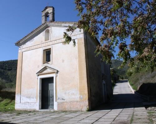 Morano Calabro - CHIESETTA DI SAN ROCCO - MORANO CALABRO (CS)