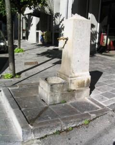 FONTANA A LATRONICO (PZ)
