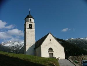 Chiesa di Palu' del Fersina