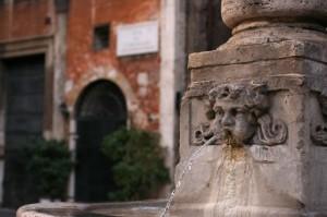 Fontana di via dei Coronari