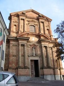 La parrocchiale - La Morra