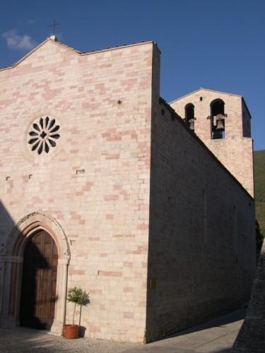 Vallo di Nera - Santa Maria