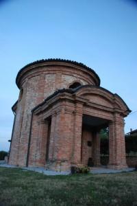 Cappella campestre S.Bernardo.