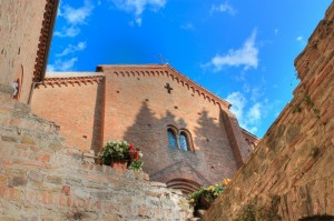 Chiesa S. Maria Assunta Abbazzia di Monteveglio (BO)