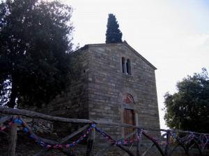 Chiesetta di S.Giorgio (Lugnano)