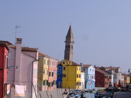 Venezia - Campanile solitario