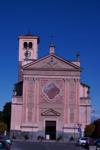 Castagnole Piemonte - Chiesa di San Rocco