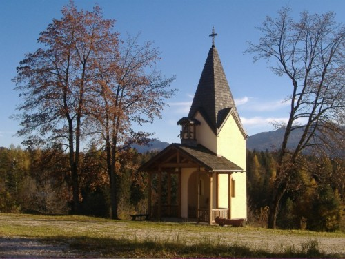 Lavarone - Cappella di Gionghi