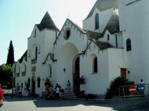 Chiesa …Trullo!