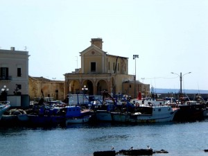 la chiesetta dei pescatori