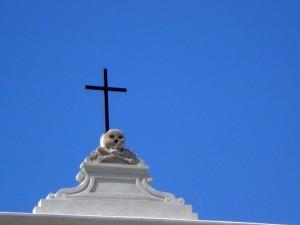 in cima al tetto, un particolare…