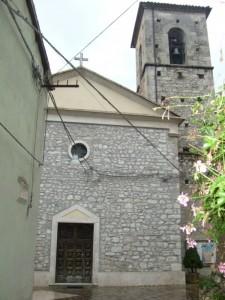 Scorcio di Chiesa