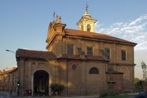 Stupinigi - Madonna del rosario