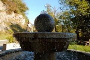 Fontana vicino al Rì Bianco